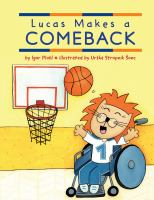 Cover image for Lucas makes a comeback