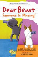 Cover image for Someone is missing!