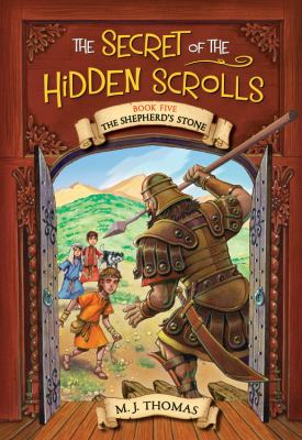 Cover image for The shepherd's stone