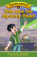 Cover image for Jem and the mystery thief