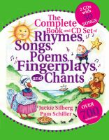 Cover image for The complete book of rhymes, songs, poems, fingerplays, and chants