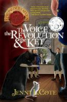 Cover image for The voice, the revolution & the key