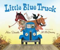 Cover image for Little Blue Truck