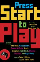Cover image for Press start to play
