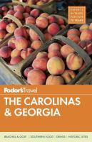 Cover image for Fodor's. The Carolinas & Georgia