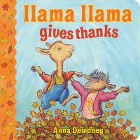 Cover image for Llama Llama gives thanks