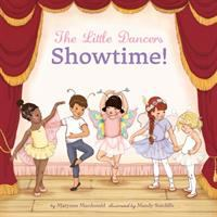 Cover image for The little dancers : showtime!