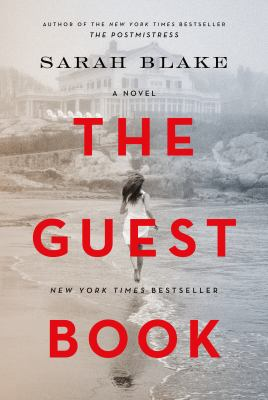Cover image for The guest book : a novel / Sarah Blake.