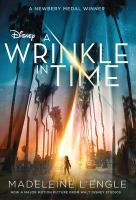 Cover image for A wrinkle in time