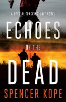 Cover image for Echoes of the dead