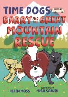 Cover image for Barry and the great mountain rescue