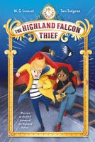 Cover image for The Highland Falcon Thief