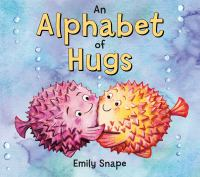 Cover image for An alphabet of hugs