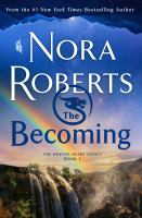 Cover image for The becoming