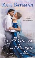 Cover image for The princess and the rogue