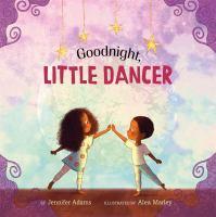 Cover image for Goodnight, little dancer