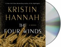 Cover image for The four winds [sound recording (book on CD)]