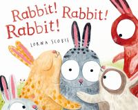 Cover image for Rabbit! rabbit! rabbit!