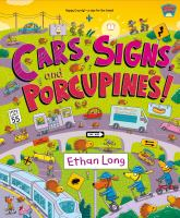 Cover image for Cars, signs, and porcupines