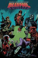 Cover image for Deadpool. Civil War II
