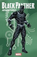Cover image for Black Panther adventures.