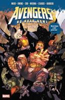 Cover image for Avengers. No road home
