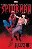 Cover image for Spider-man. Bloodline