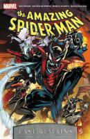 Cover image for The Amazing Spider-Man. Last remains companion