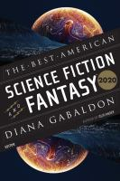Cover image for The best American science fiction and fantasy 2020