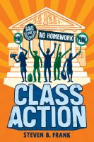 Cover image for Class action