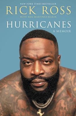 Cover image for Hurricanes : a memoir