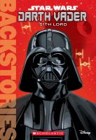 Cover image for Darth Vader : sith lord