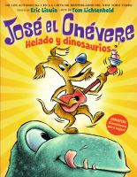 Cover image for Helado y dinosaurios