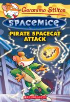Cover image for Pirate spacecat attack