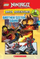 Cover image for Brother/sister squad