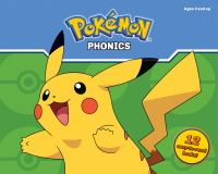 Cover image for Pokémon phonics [kit].
