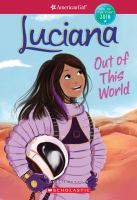Cover image for Luciana : out of this world