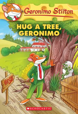 Cover image for Hug a tree, Geronimo