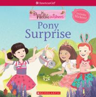Cover image for Pony surprise