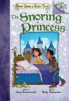Cover image for The snoring princess