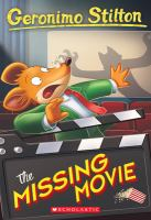 Cover image for The missing movie