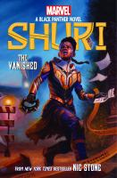 Cover image for Shuri : the vanished