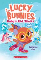Cover image for Ruby's red skates