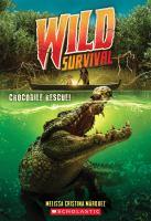 Cover image for Crocodile rescue!