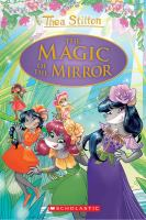 Cover image for The magic of the mirror