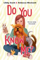 Cover image for Do you know me?