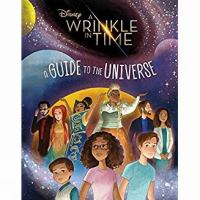 Cover image for A wrinkle in time : a guide to the universe
