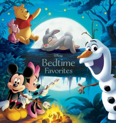 Cover image for Disney bedtime favorites