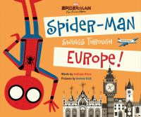 Cover image for Spider-Man swings through Europe