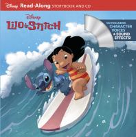 Cover image for Lilo & Stitch read-along storybook and CD
